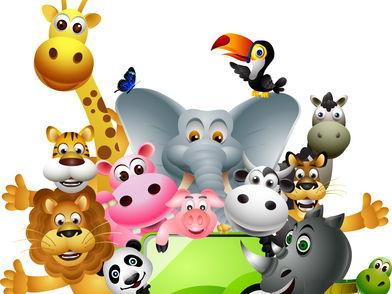 We're Going on Safari: A fun animal song