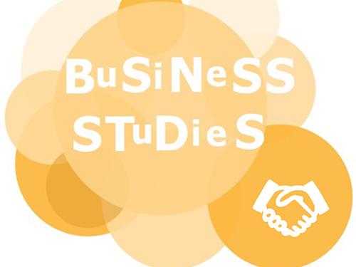 AQA GCSE Business 3.1-3.3 full units