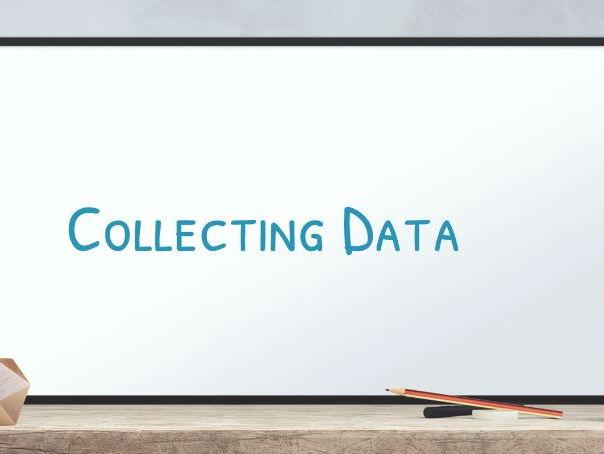GCSE Statistics Collecting Data 4: Random and Non Random Sampling