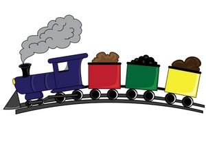 Train on the Tracks Script - for age 4-6 (play)