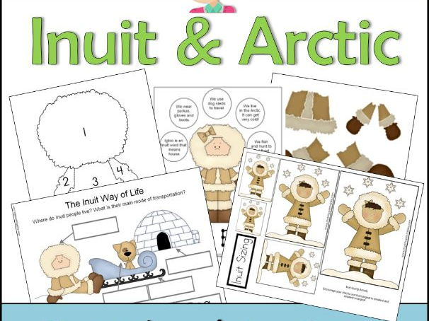 Inuit and Arctic (USA Edition)