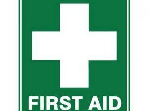 Complete 6 week (6 hour) first aid training course