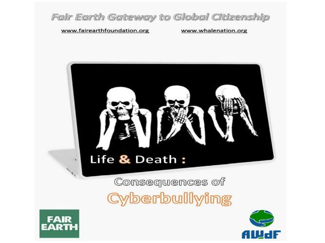 Cyberbullying - Fair Earth Resources
