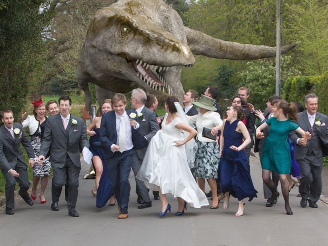 Contingency Planning - How to be a best man or chief bridesmaid!