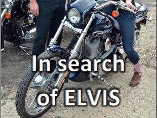 In search of ELVIS.  A complete script.