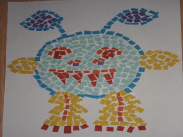 City of Bath World Heritage Site Monster Mosaic Activity Sheet