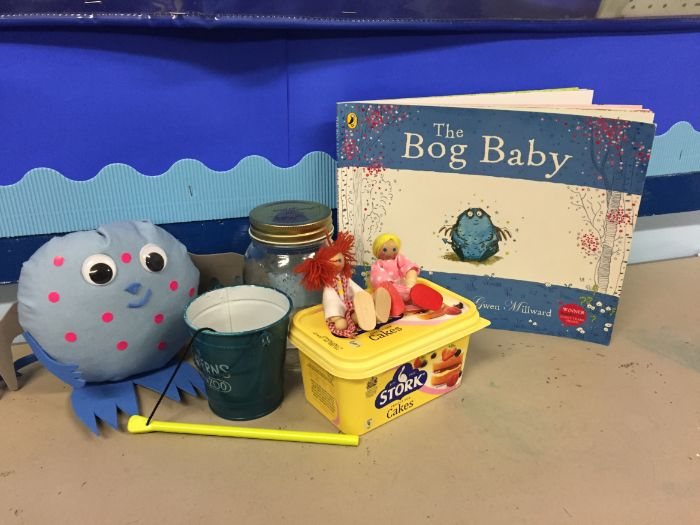 Year 1 Literacy Unit of Work - The Bog Baby