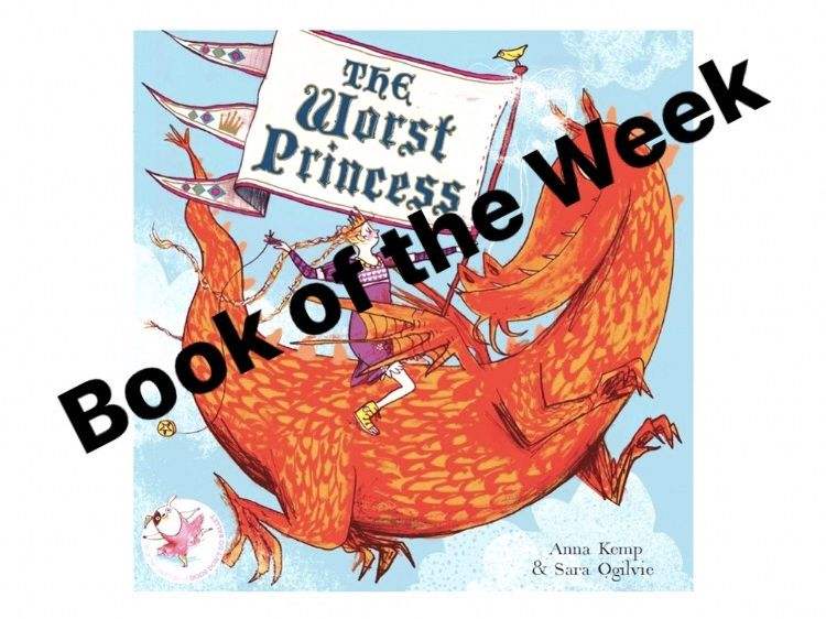 The Worst Princess - First Level/KS1