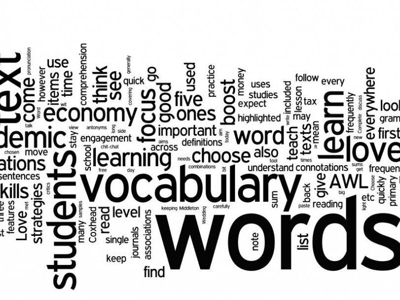 AQA Descriptive writing: creative kineasthetic vocabulary builder.