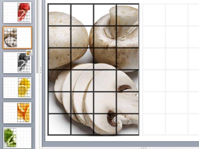 Fruit and Veg Gridded Drawings cover work / homework