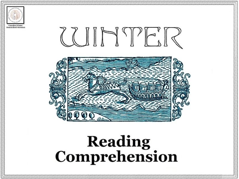 Winter: A Reading Comprehension Collection