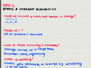 EDEXCEL ADDITIONAL SCIENCE P2 NOTES