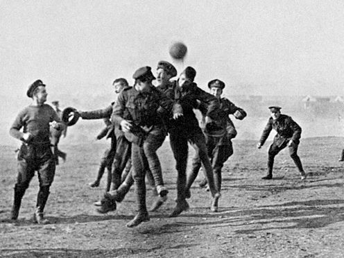 The Christmas Day Truce