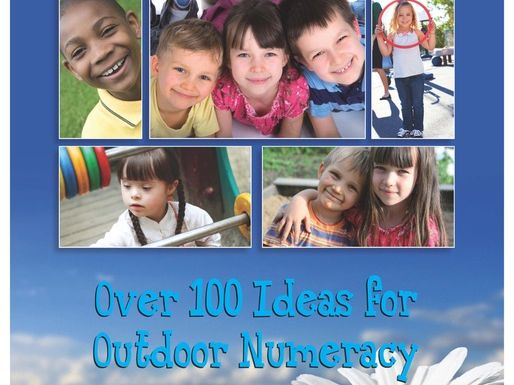 Outdoor Numeracy Lesson Ideas -Read & Write Numbers in Words - KS1/KS2