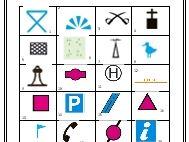 Year 7 Ordnance Survey Symbols Sheet