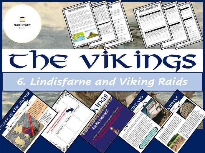 Vikings! - 6. Lindisfarne and Viking raids