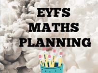 EYFS Math's Planning - 2D and 3D shape