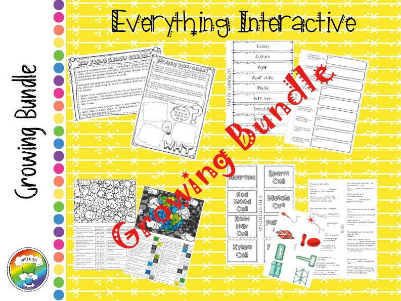 Everything Interactive - Growing Bundle