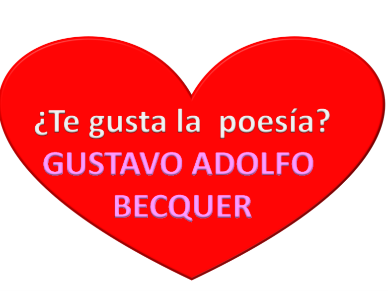 Valentine´s Becquer Poem for GCSE Foundation & Higher