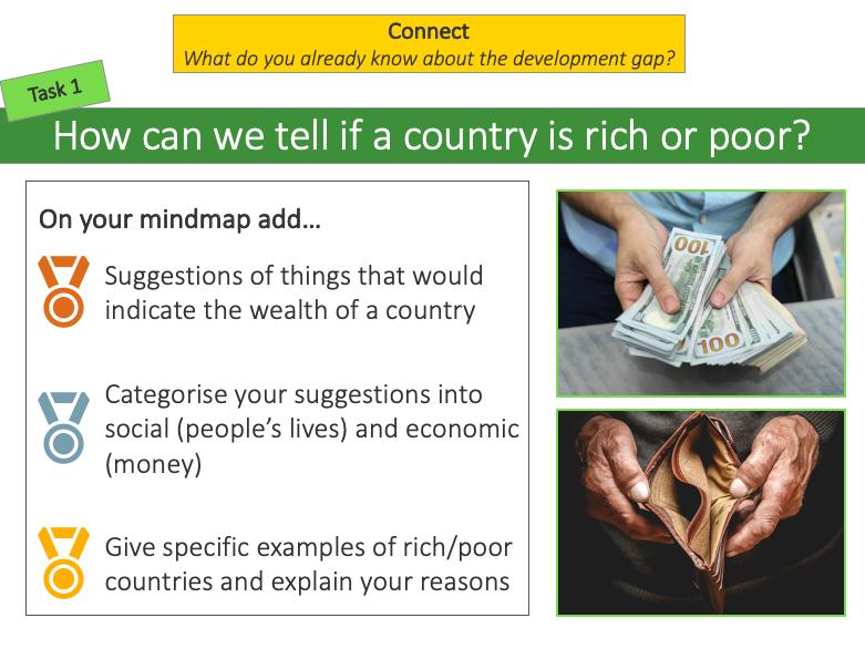 The Development Gap & Indicators (Interview Lesson)