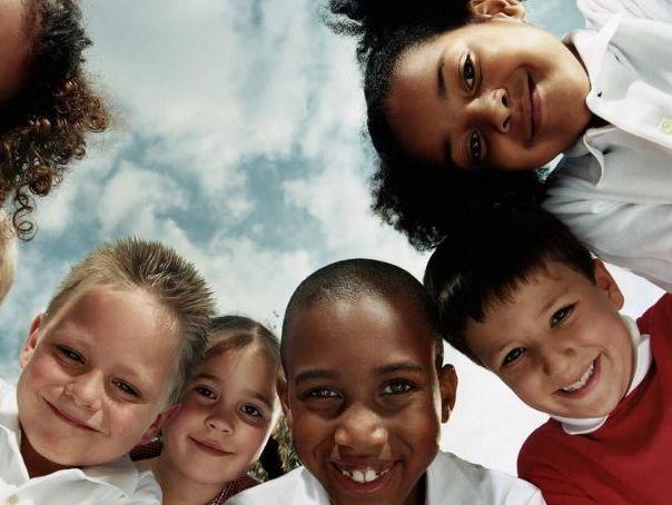 Being ourselves – help children develop self-esteem