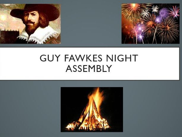Guy Fawkes Night Assembly