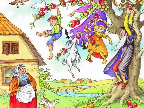 'The Enchanted Apple Tree' - Five literacy activities for KS2 (Stories from other cultures)