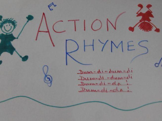 Rhyme - Busy Street