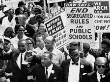 USA Civil Rights Movement GCSE - Jim Crow, black power and peaceful protest