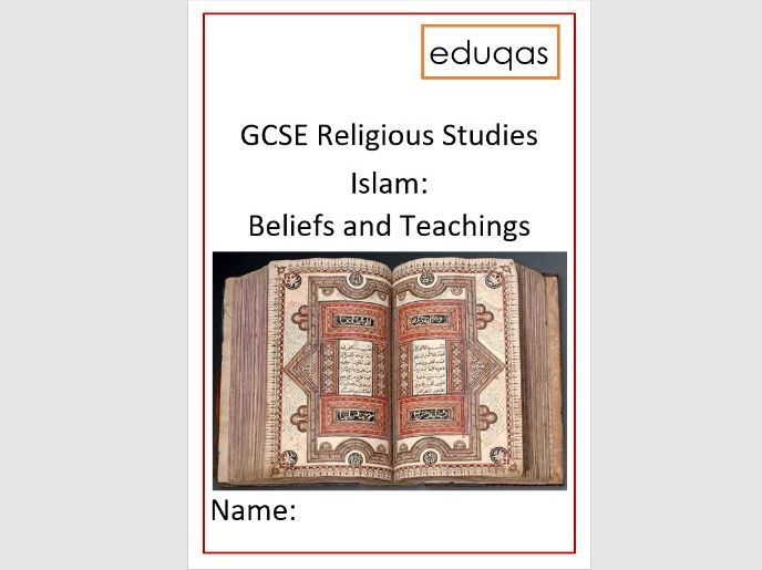 WJEC Eduqas Islam: Beliefs and Teachings Workbook