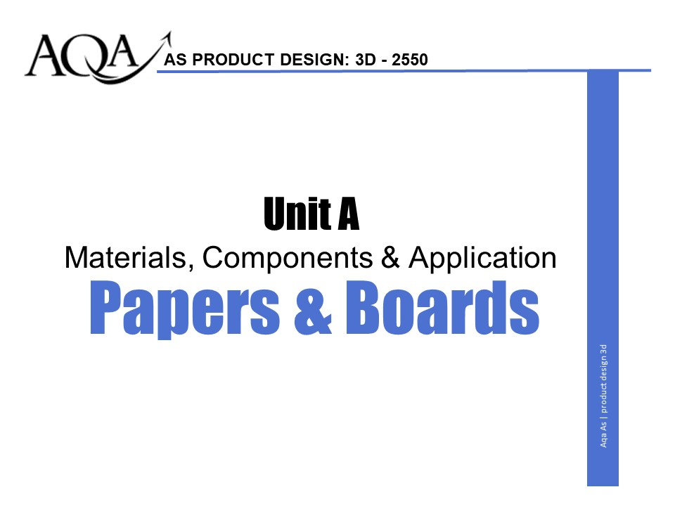 Types Of Paper, Boards, and Printing Techniques