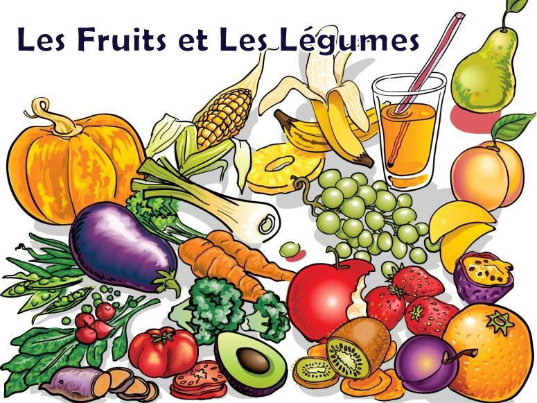 French les fruits et les l gumes by labellaroma teaching resources tes - Difference fruit et legume ...