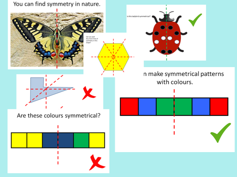 Introducing Symmetry PPT