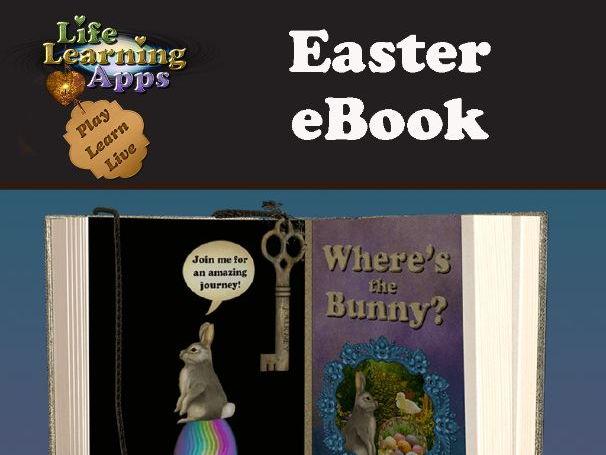 Book: Where's the Bunny?