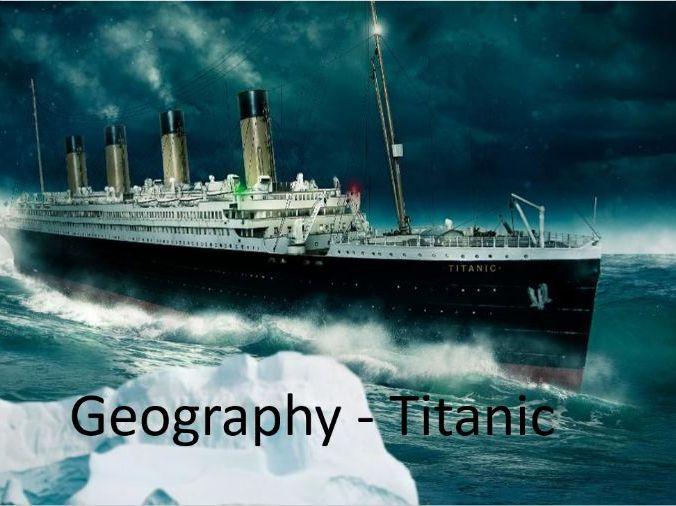 Titanic Geography
