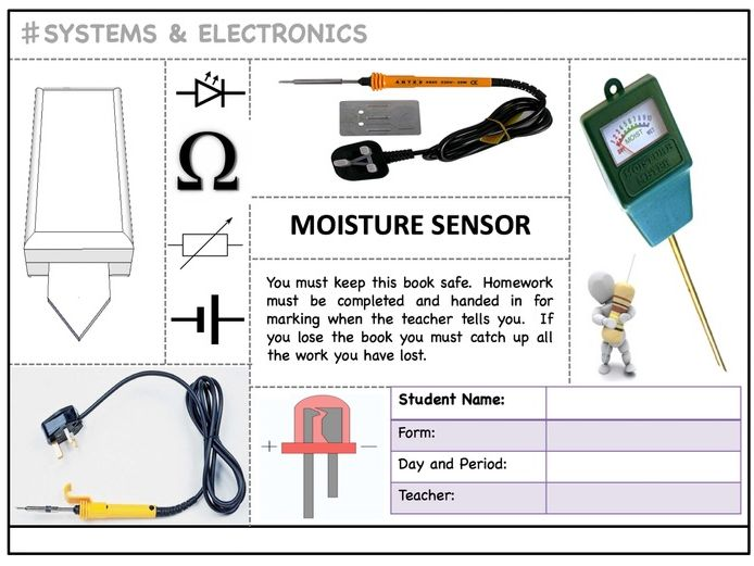 Complete Systems Project - Moisture Sensor