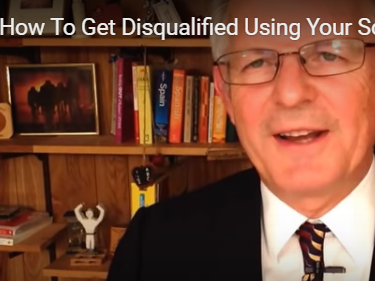 How To Get Disqualified Using Your Social Media Account