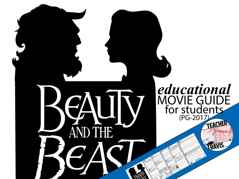 Beauty and the Beast Movie Viewing Guide (PG - 2017)