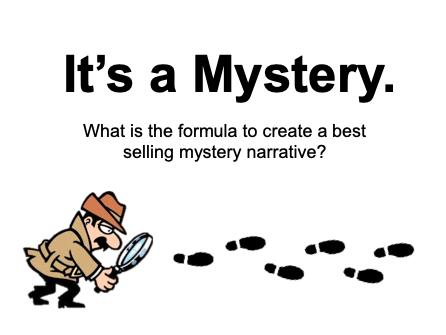 Mystery Writing - KS3