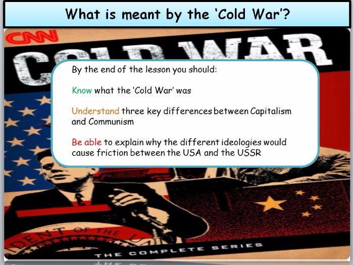 New AQA History GCSE - The Origins of the Cold War 1945-49