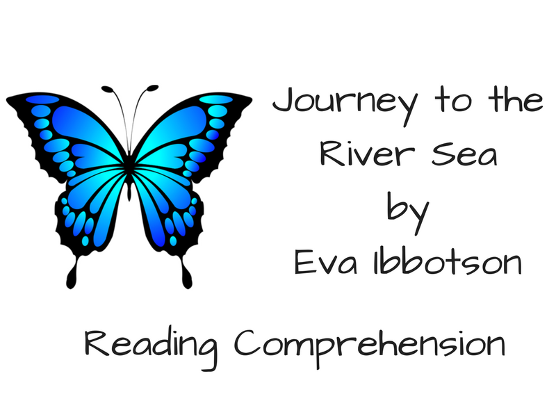 Journey to the River Sea - Reading Comprehension