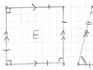 Quadrilaterals Rhombus Parallelogram Shape Identification Drawing Coordinates Exercise