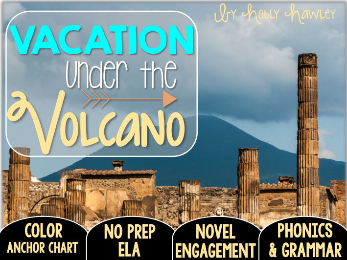 Vacation Under the Volcano NO PREP ELA