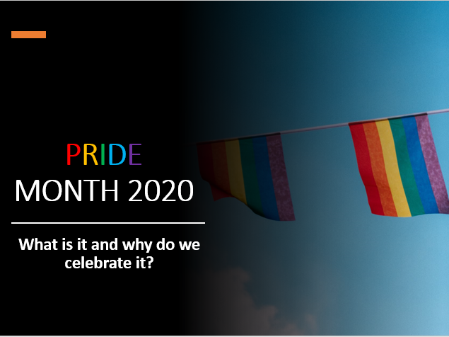 Pride Month / LGBTQ+ / LGBTQ+ History Month assembly / Powerpoint presentation