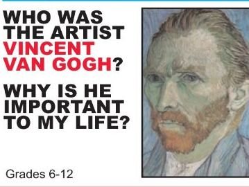 Who Was the Artist Vincent van Gogh?