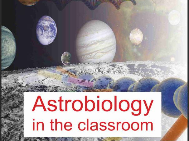 Astrobiology lesson plan collection