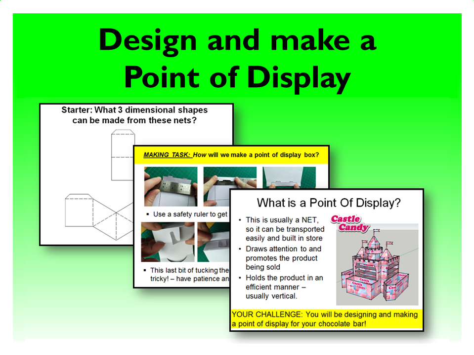 17. Graphic Design&make Point of Display