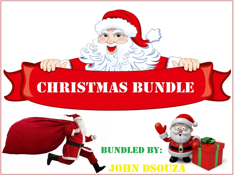 CHRISTMAS BUNDLE: TEASERS, FACTS, CROSSWORD, QUIZ,STORY