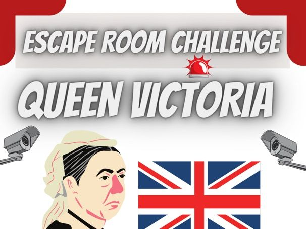 Queen Victoria History escape room