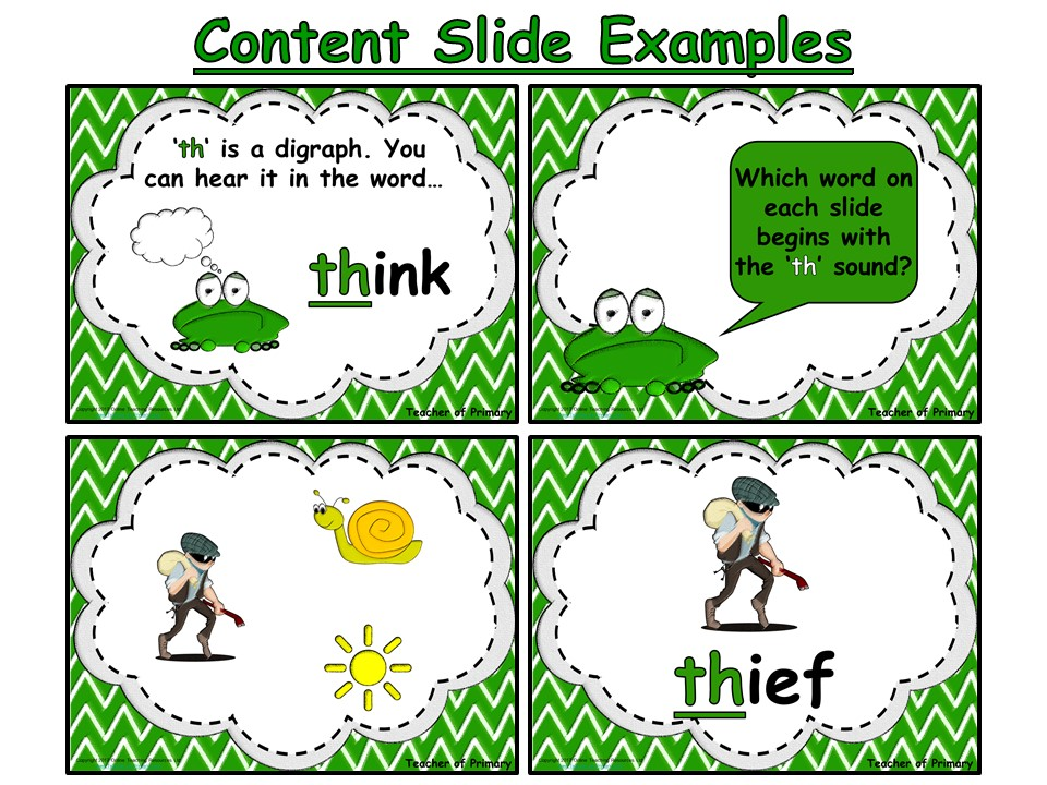 Printable Worksheets ch sh th worksheets : er powerpoint by teresa1978 - Teaching Resources - Tes